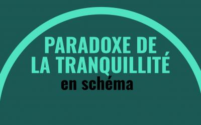 LE PARADOXE DE LA TRANQUILLITÉ de H. Minsky