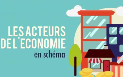 LES PRINCIPAUX ACTEURS DE L'ÉCONOMIE